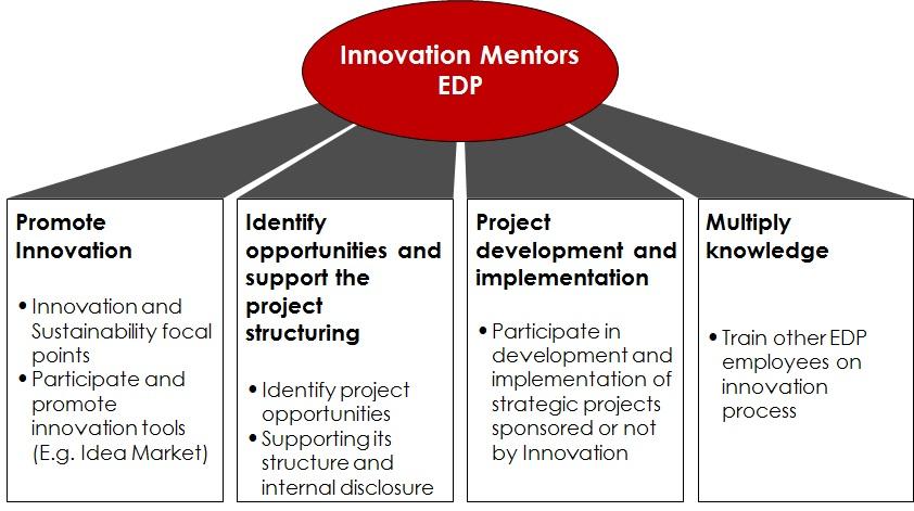 Innovation Mentors EDP