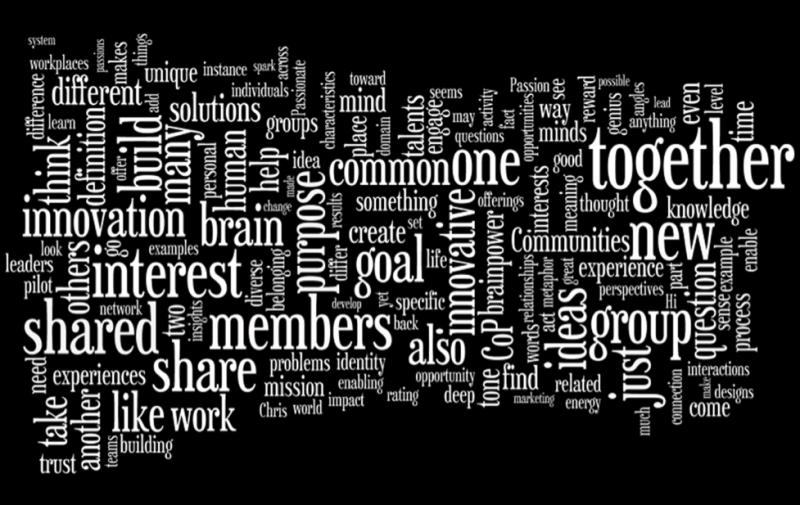 definition of community work pdf